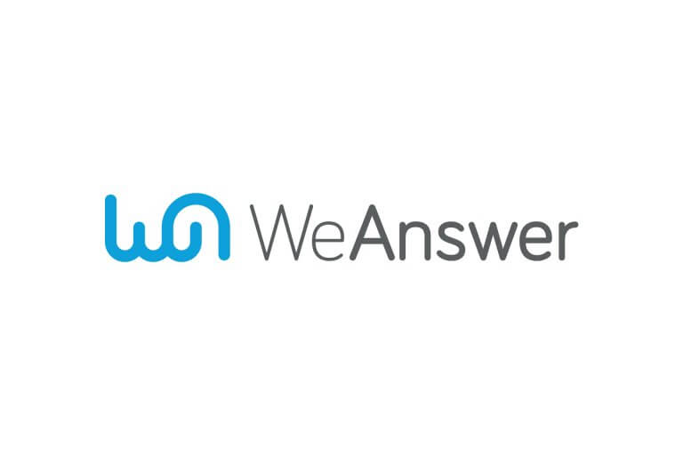WeAnswer - Logo